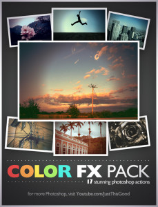 17 Stunning Color FX