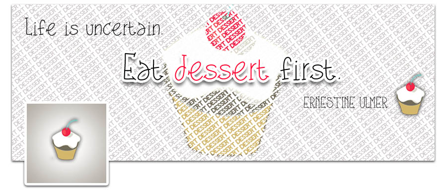 Dessert Timeline Cover Preview