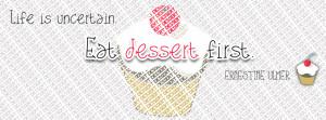 Dessert Timeline Cover