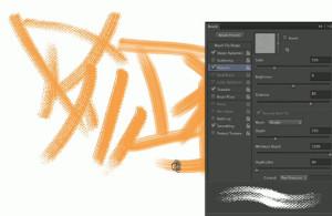 Adding Canvas Texture