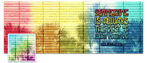 Summertime Timeline Cover Preview