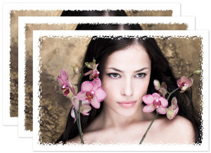 Creating Photo Borders In Photoshop With Masks And Filters