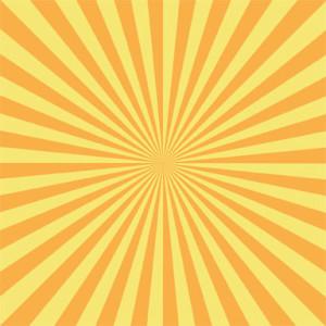 How to Create a Retro Sunburst in Phototshop
