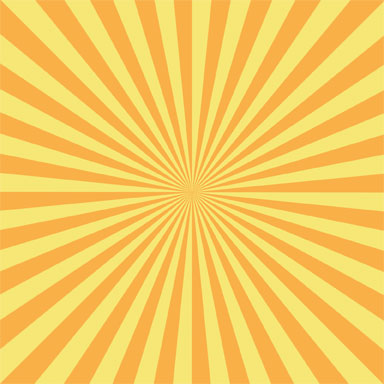 How to Create a Retro Sunburst in Phototshop