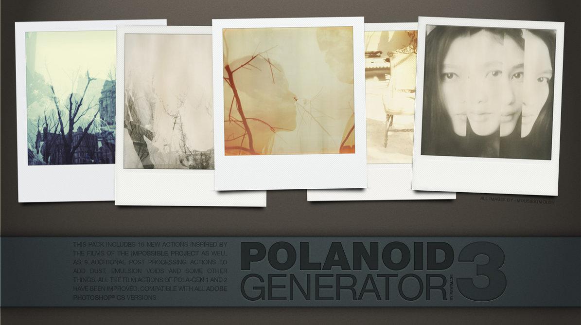 Polaroid Generator V3