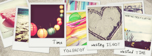 Wasted Time Timeline Cover