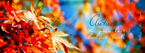 Autumn Timeline Cover