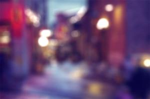 Photoshop Tutorial - Bohek Blur Effect in Photoshop