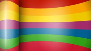Rainbowfest Wallpaper Photoshop Tutorial