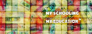 Schooling Timeline Cover