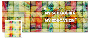 Schooling Timeline Cover Preview