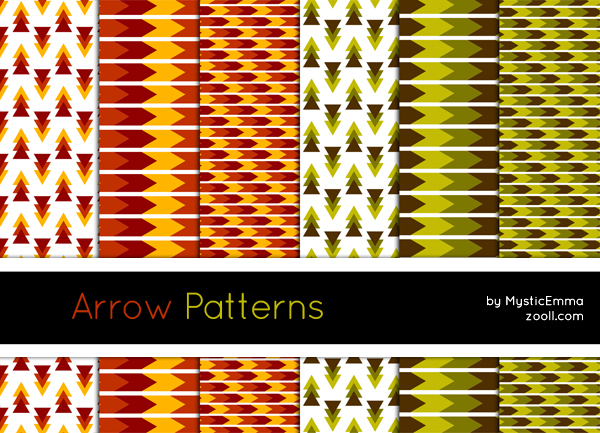 Arrow Patterns Preview