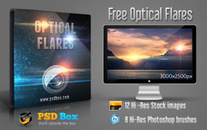 High Quality Optical Flares Stock