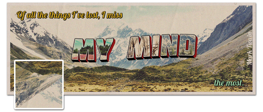 My Mind Timeline Cover Preview
