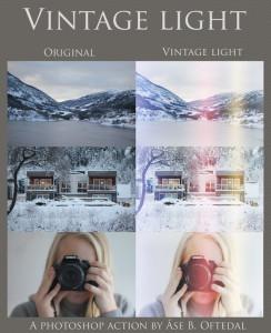 2 - Vintage light