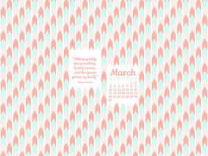 Desktop Wallpaper March 2014 Preview