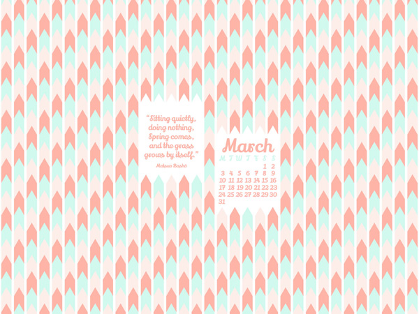 Desktop Wallpaper March 2014 Preview