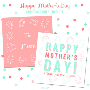 Happy Mother's Day Printable Preview