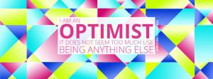 Optimist Timeline Cover