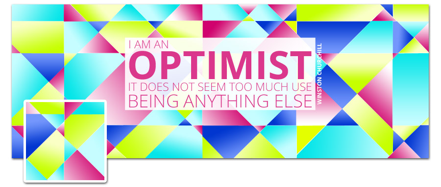 Optimist Timeline Cover Preview