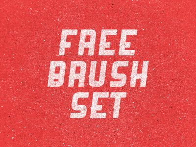 Free Subtle Brush Set