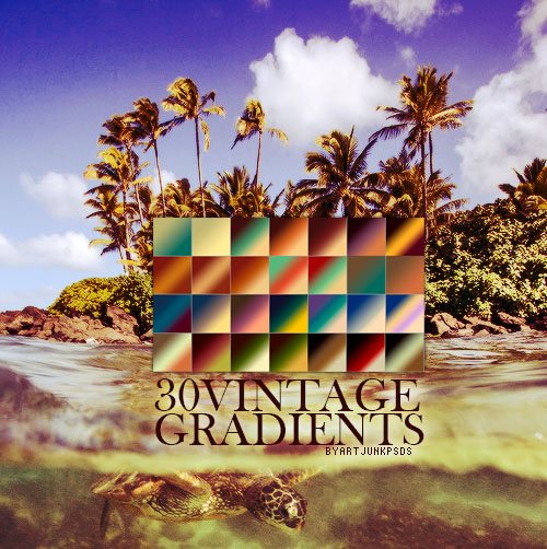 Pack05 Vintage Gradients