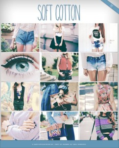 Soft Cotton Action by Sweety Muffin