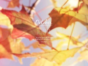 Desktop Wallpaper October 2014 Preview