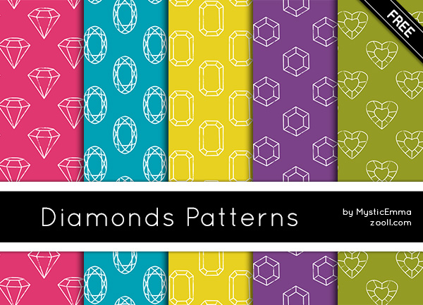Diamonds Patterns Preview