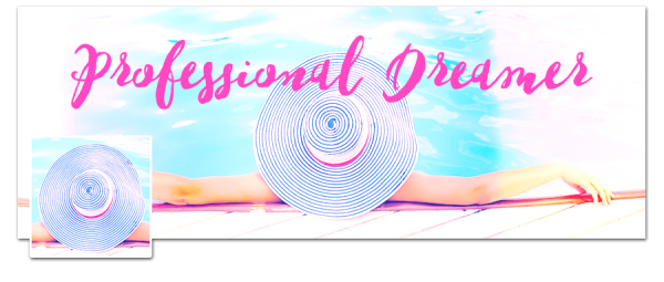 Professional Dreamer Timeline Cover