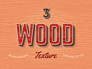 Free Hand Drawn Wood Textures