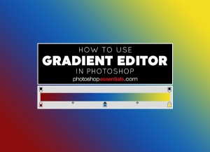 How To Use Gradient Editor
