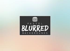 Pastel Blurred Backgrounds