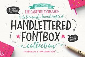 Handlettered-Fontbox