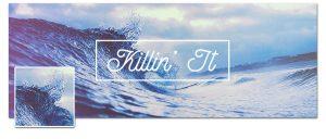 Killin' It Timeline Cover