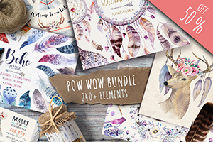 Pow-Wow-Bundle