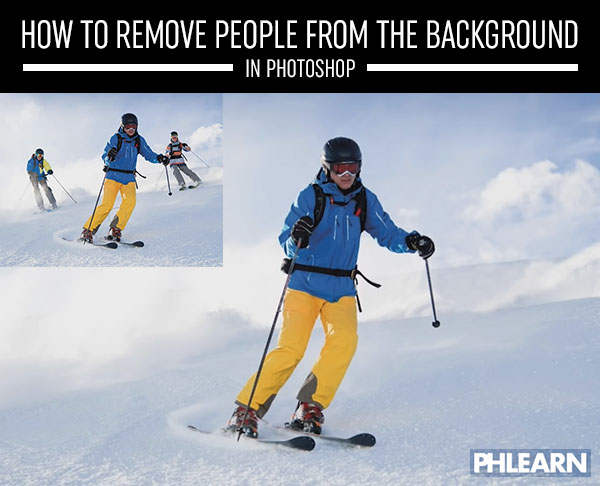 How to Remove a Person From a Photo in Adobe Photoshop