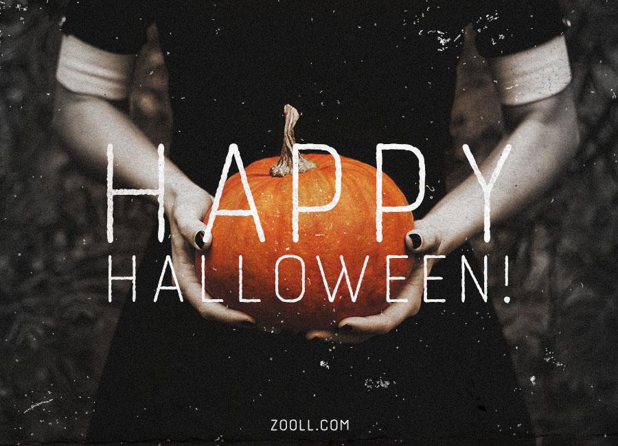 Happy Halloween!