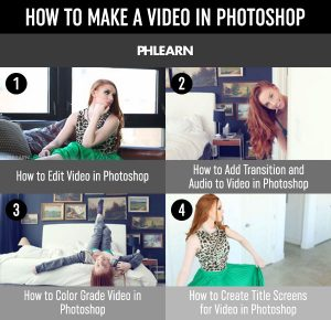 Make A Video In Photoshop