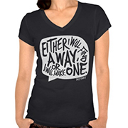 A Way Typography Motivational Quote T-shirt