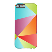 Colorful Triangles Mosaic Phone Case